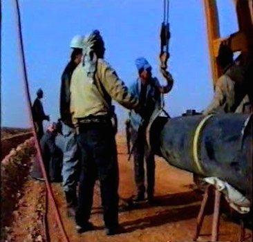 Oil & Gas Pipeline Construction